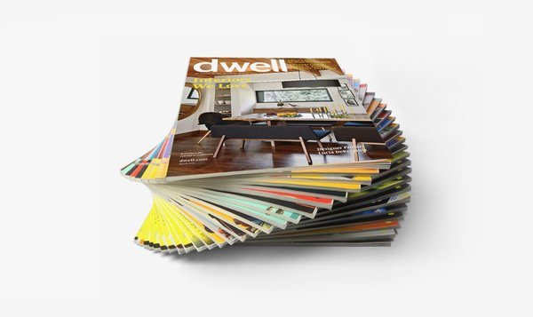 Dwell Magazine Back Issues