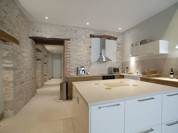 Apartment located in the heart of the historical center of Beaune.