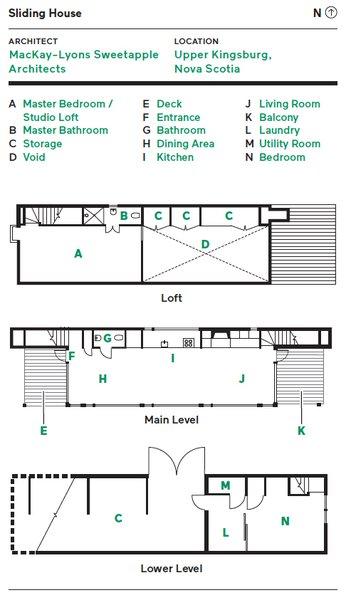 Photo 12 of Sliding House modern home