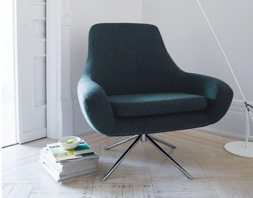 Noomi Swivel Chair - Photo 1 of 1