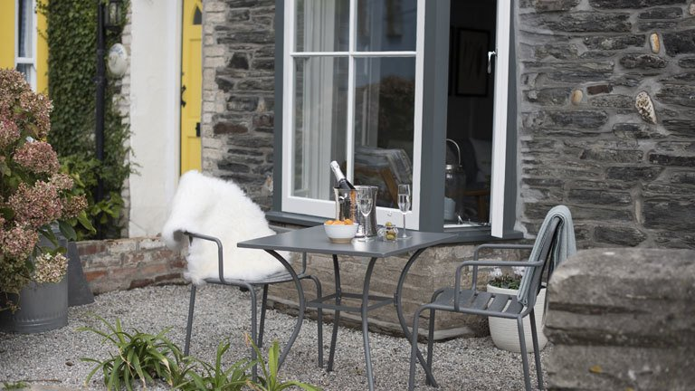 Albany, Port Isaac  Photo 14 of 15 in Escape For a Weekend Away at One of These Cornish Retreats That Fuse Old and New