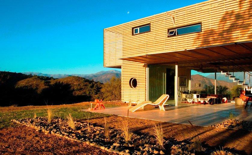 Project Name: Curacaví House