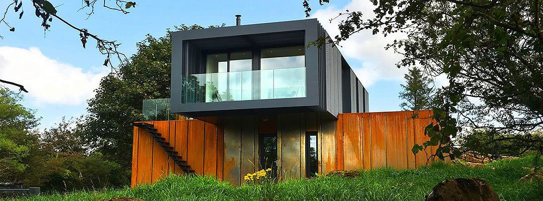 Project Name: Container Housing