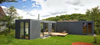 Project Name: Containerlove Shipping Container Home in Germany