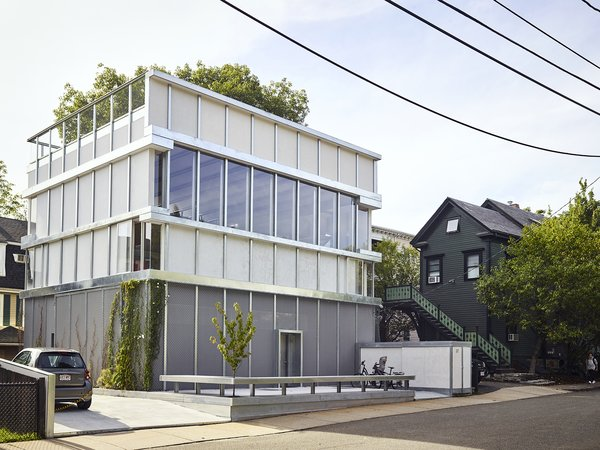 Photo 7 of Cyclopean House modern home