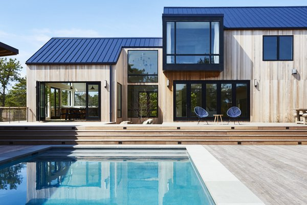 Photo 1 of 11 in Spotted: 10 Modern Homes in the Hamptons