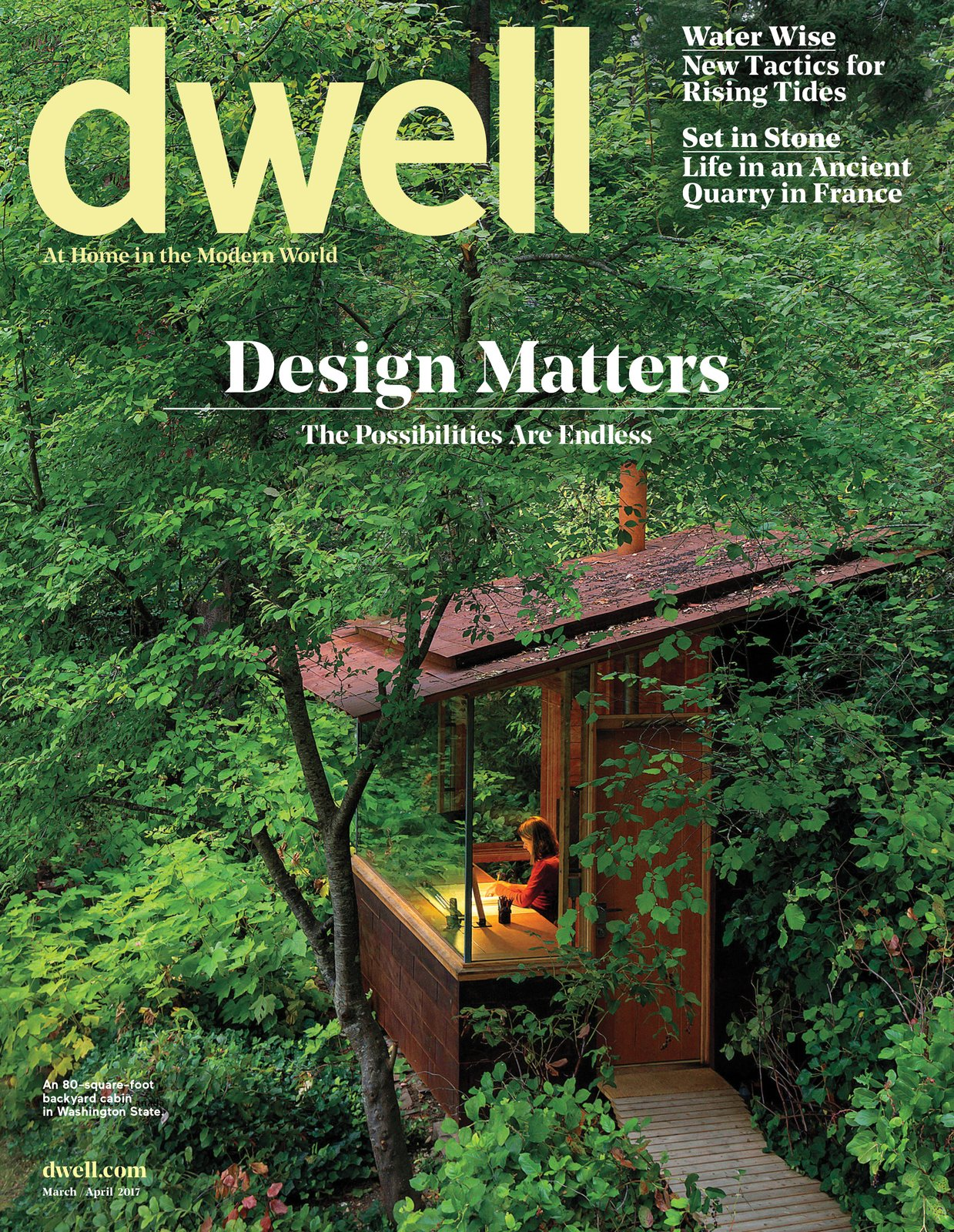 March / April 2017 issue  Photo 2 of 2 in Editor's Letter: Design Matters