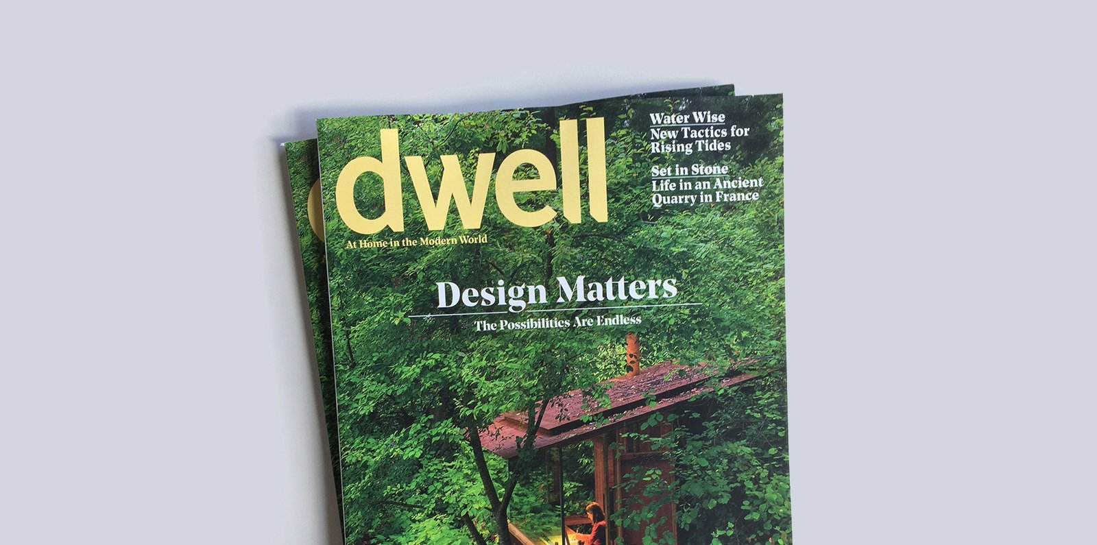Photo 1 of 2 in Editor's Letter: Design Matters
