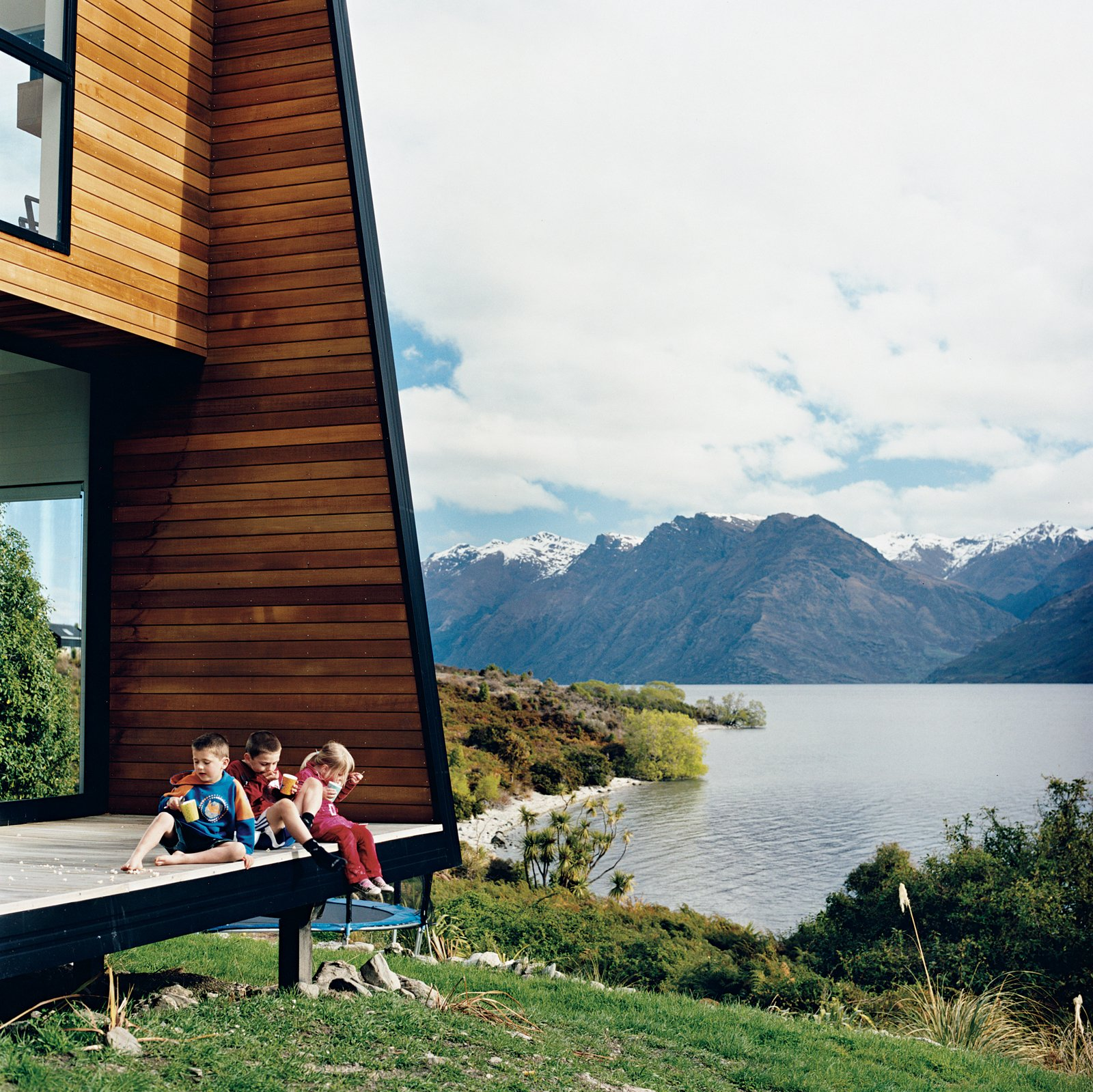 Photo 1 of 12 in Material Spotlight: 11 Hardworking Uses of Western Red Cedar