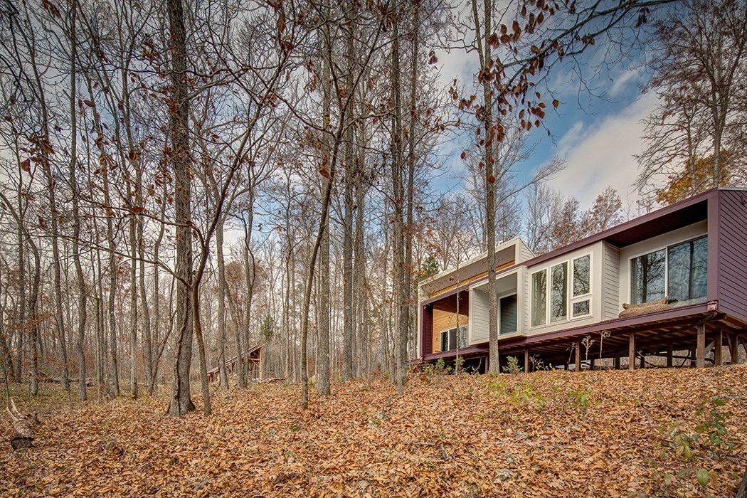 Gordon Cabin Gordon Cabin by Dwell