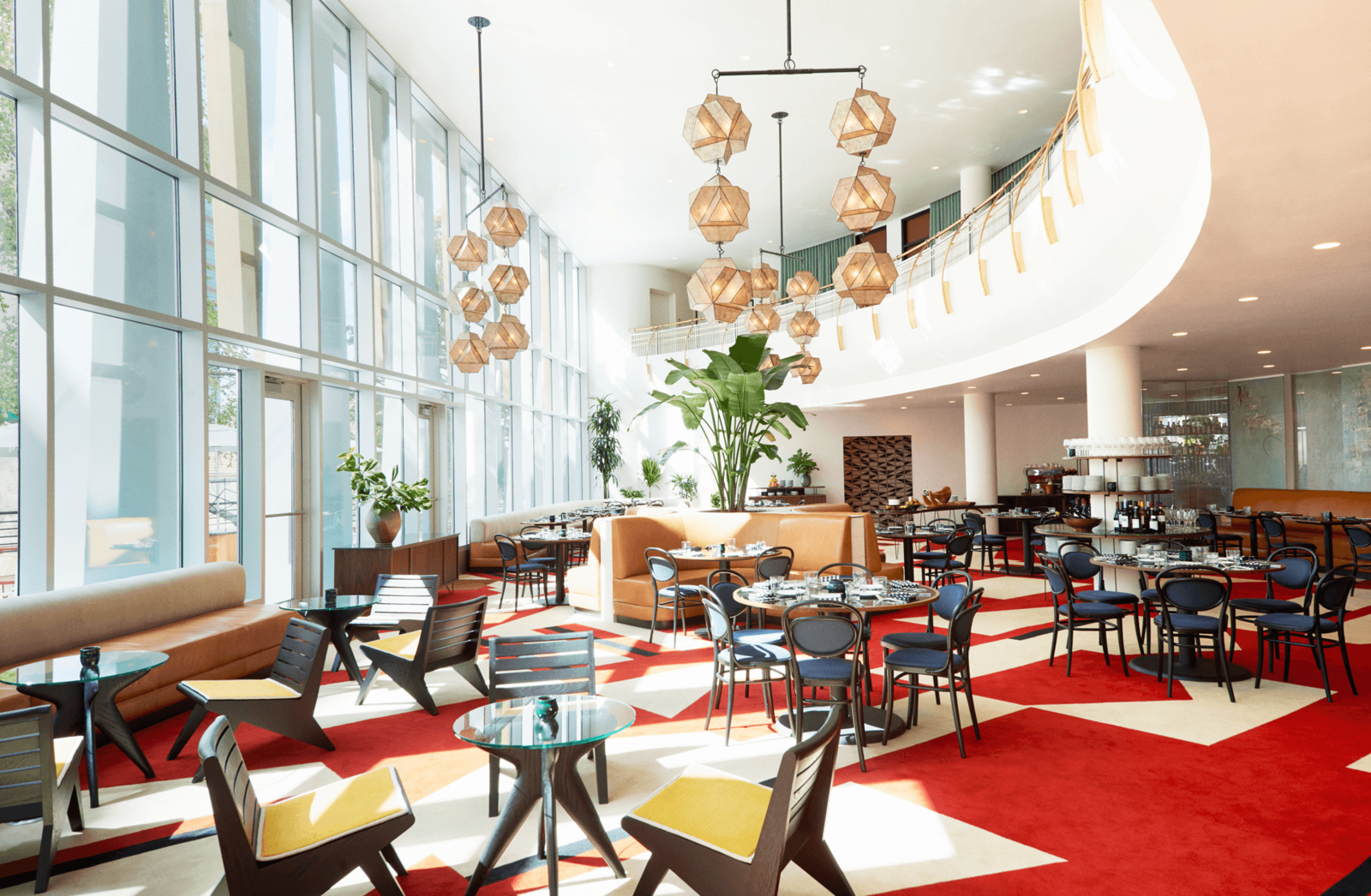 Photo 1 of 12 in Follow Us to 10 Midcentury Modern-Inspired Hotels Around the Globe