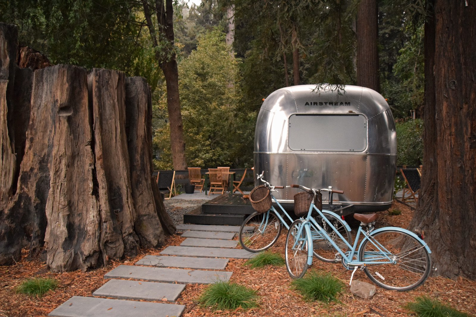Photo 3 of 8 in 7 Vintage-Inspired Trailer Parks, Airstreams and All