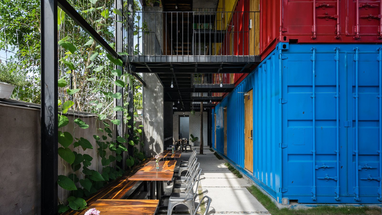 Photo 1 of 7 in 6 Well-Designed Hostels For the Minimalist Traveler