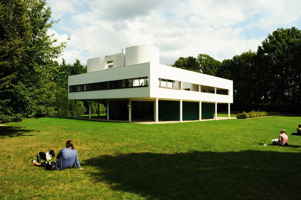 Photo 1 of 11 in Spotlight on 10 Influential Works by Le Corbusier