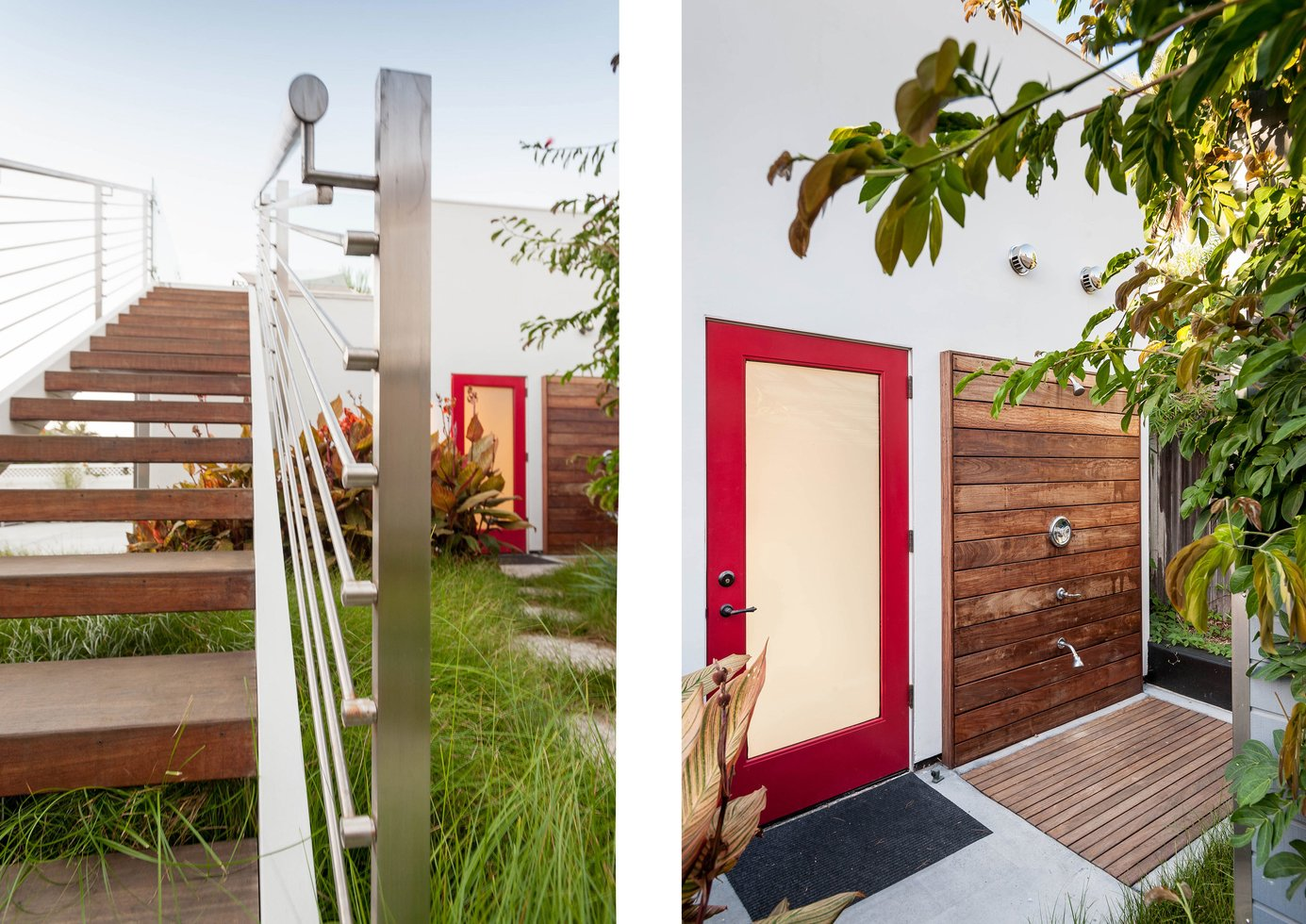Photo 1 of 14 in These 13 Outdoor Showers Will Make You Consider One For Your Own Yard