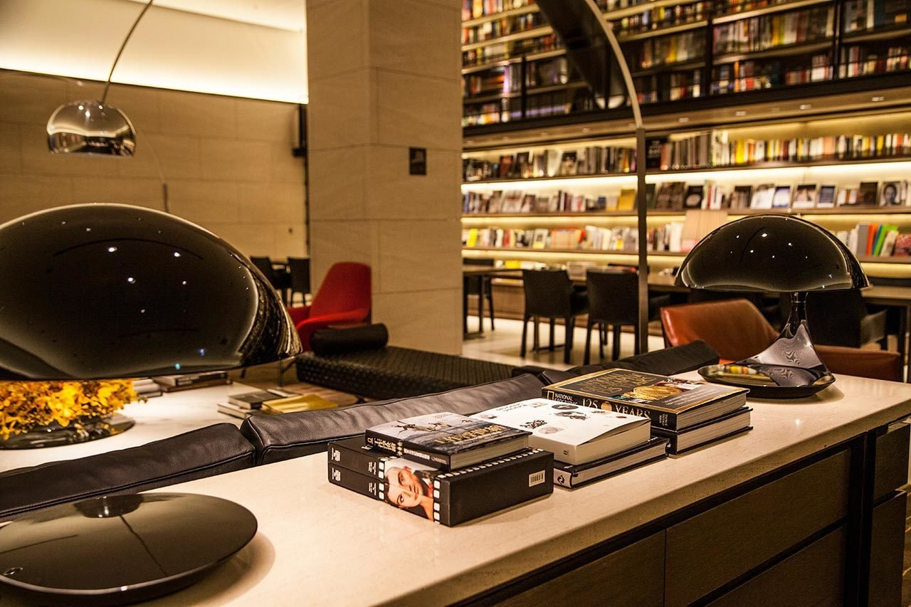 The design-centric Eslite is a bookstore/lifestyle chain with a futuristic vibe. Open late—just like Taipei— they even have a 24-hour branch perfect for late night meanderings.  Photo 10 of 14 in Visit 12 Design-Centric Stops in the Asian Metropolis of Taipei