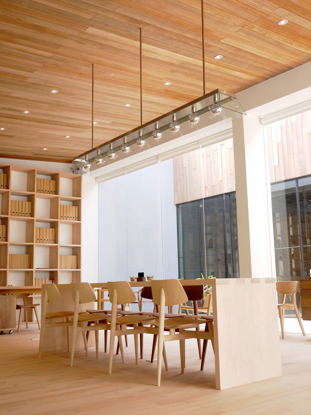 Taiwanese brand RÜSKASA features minimalist wooden furniture which is all locally designed and hand-crafted using traditional Taiwanese techniques. Visit 12 Design-Centric Stops in the Asian Metropolis of Taipei - Photo 4 of 14