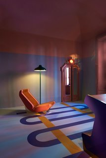 The Best Things We Saw at Milan Design Week 2017 - Photo 3 of 10 - In the Brera design district, local group Dimorestudio transformed two galleries into retro, Art Deco–inspired wonderlands, complete with furniture and lighting.