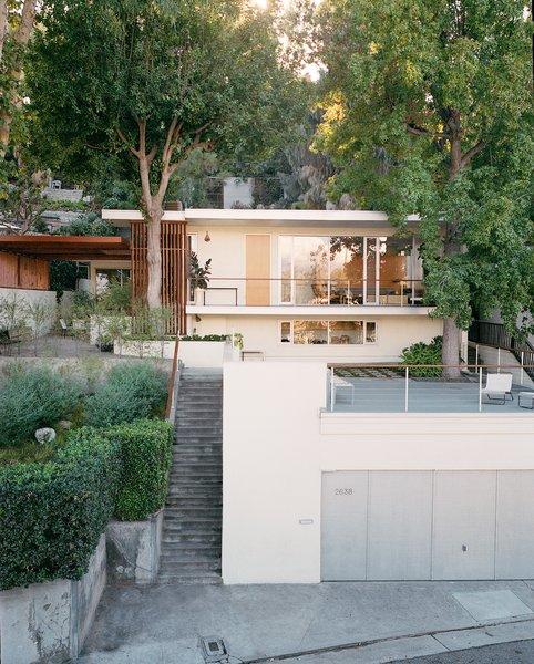The Romano-Ferrer Residence