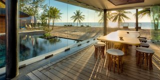 Escape to a Thai Beach House That Showcases the Work of Multiple Contemporary Designers - Photo 10 of 10 -