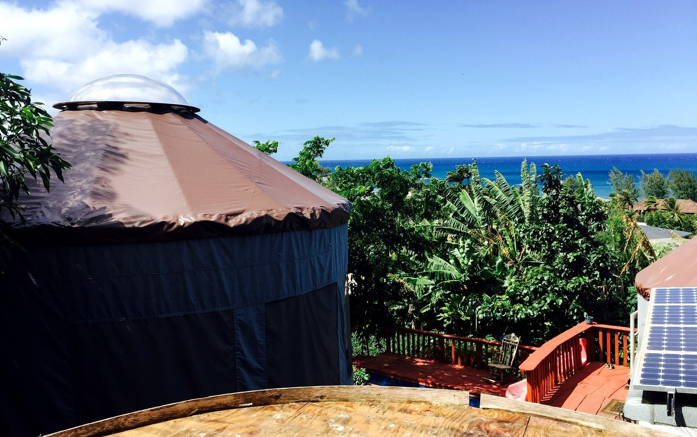 Photo 6 of 10 in 9 Yurt Vacation Rentals For the Modern Alternative Camper