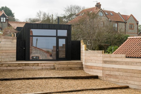Modern home with outdoor. Photo 8 of Salthouse