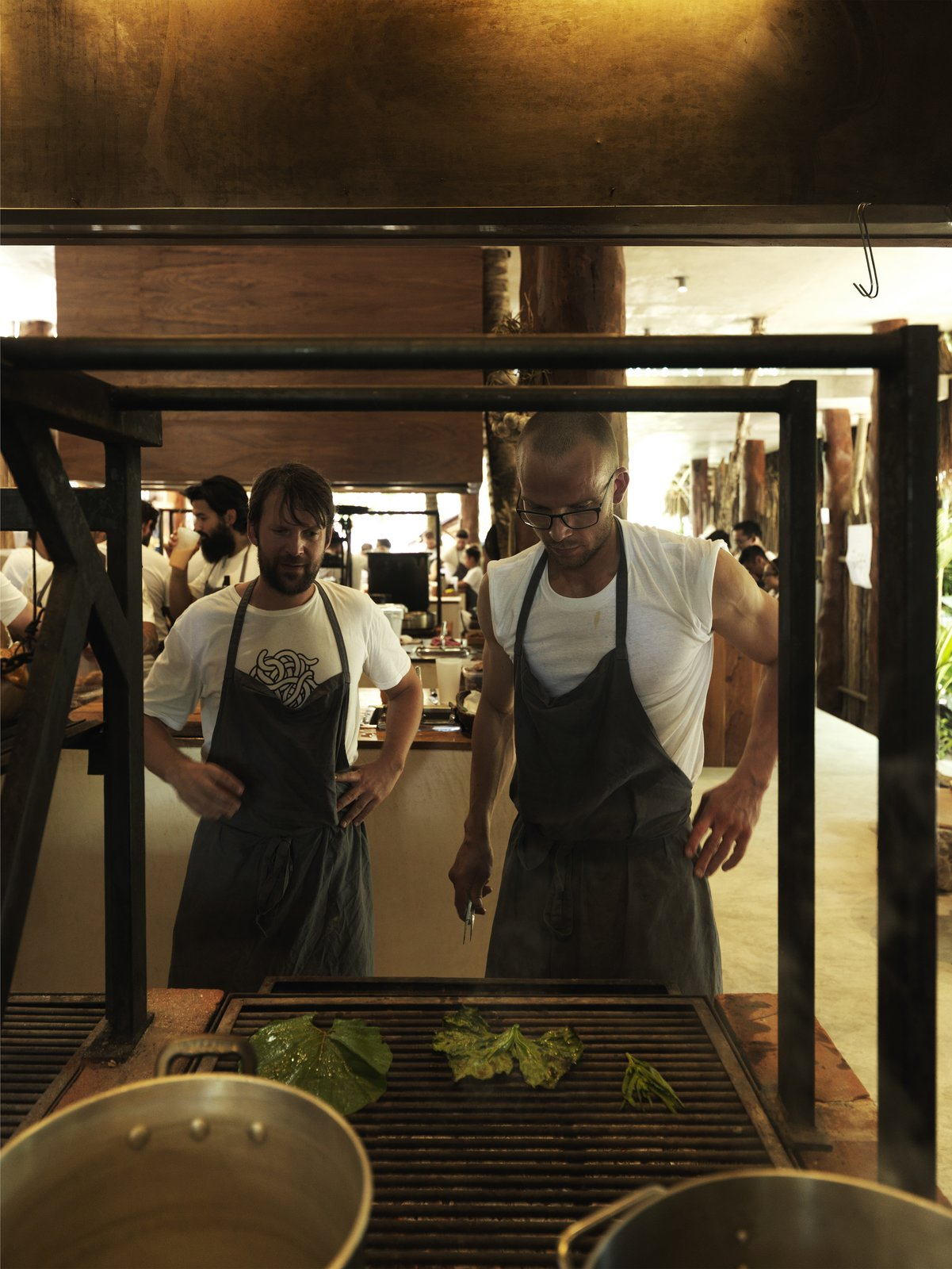 Photo 3 of 10 in A Look at the Design of Noma Mexico, Tulum's Pop-Up Restaurant Inspired by Local History