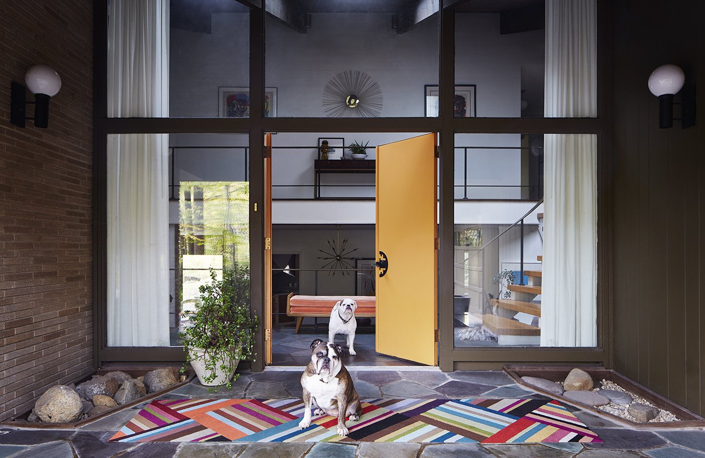 7 Colors To Use In Your Home To Create A Midcentury Modern Look With A