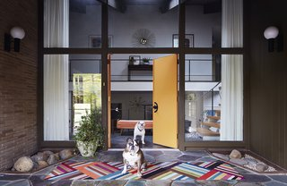 7 Colors to Use in Your Home to Create a Midcentury-Modern Look With a Twist