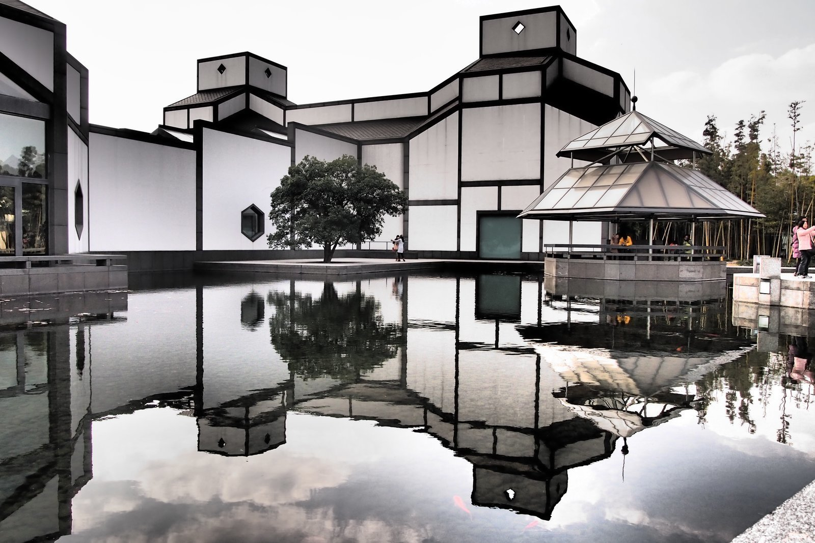 Photo 1 of 12 in 10 I.M. Pei Buildings We Love