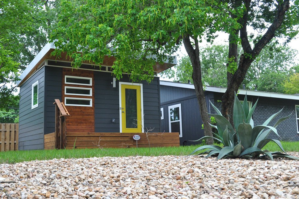 Tagged: Exterior, Prefab Building Type, Wood Siding Material, and House.  Photo 1 of 11 in 10 Kit Home Companies in the South