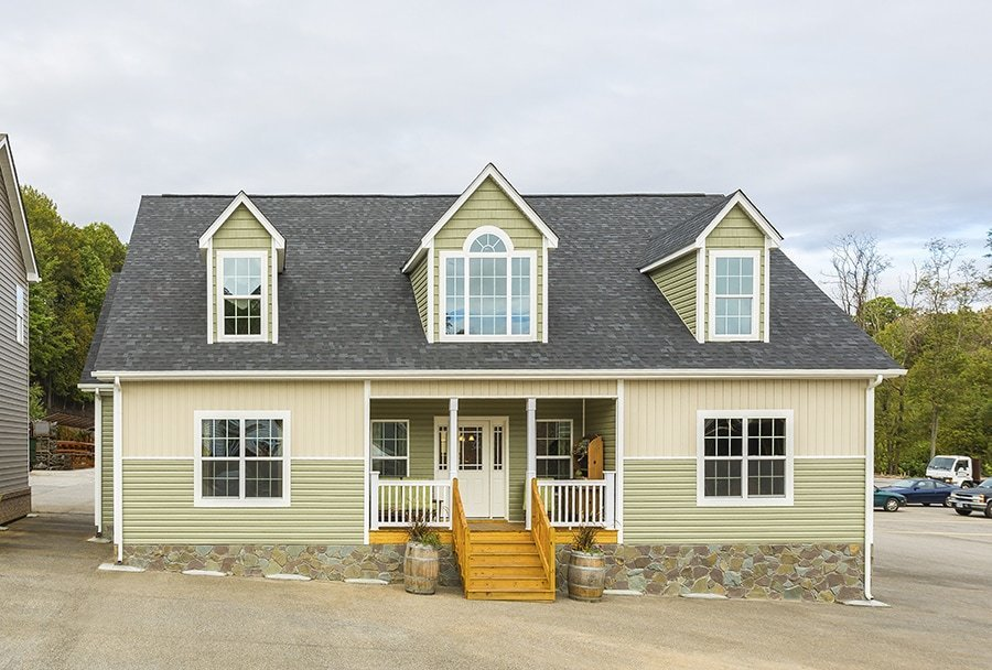 The popularity of modular homes is exploding. The quality of materials and workmanship have improved to the point where modular homes are at least as good as, and sometimes better, than stick-built homes.  Photo 11 of 11 in 10 Kit Home Companies in the South