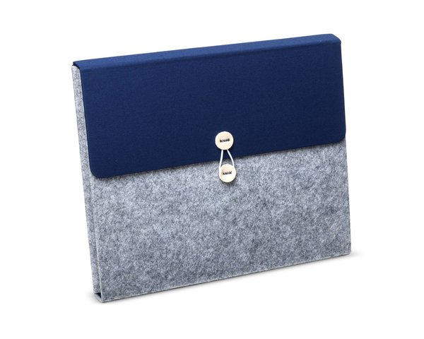 Modern by Dwell Magazine Navy File Holder