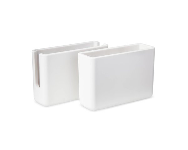 Modern by Dwell Magazine Writing Utensil and Letter Holder Duo