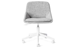 Modern by Dwell Magazine Gray Desk Chair