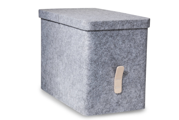 Modern by Dwell Magazine Felt Hanging File Storage Box