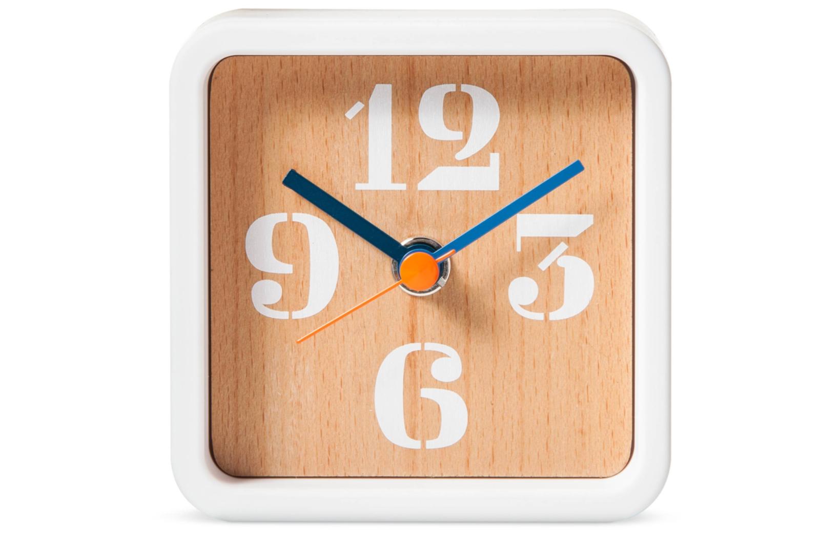 modern by dwell magazine desk clock by dwell  dwell - modern by dwell magazine desk clock