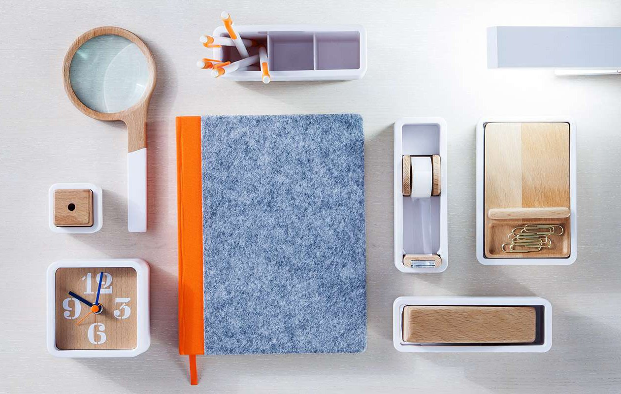 Photo 1 of 1 in Get Organized and Productive With Our New Homework Collection From Modern by Dwell Magazine