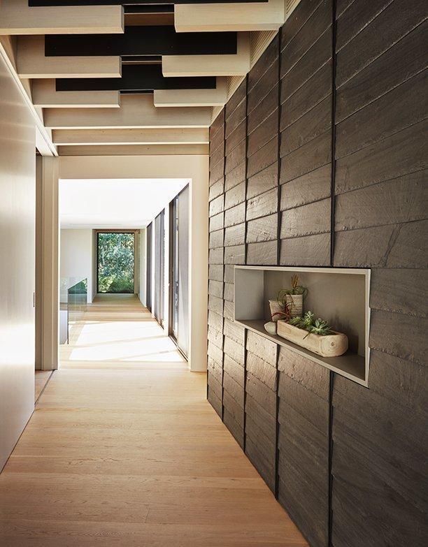 Tagged: Hallway and Light Hardwood Floor.  Promised Land by Dwell