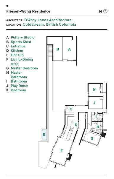 Photo 11 of Friesen-Wong Residence modern home