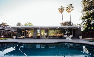 An Interior Designer Launches Her Career by Renovating Her Family's Midcentury Eichler - Photo 1 of 10 -