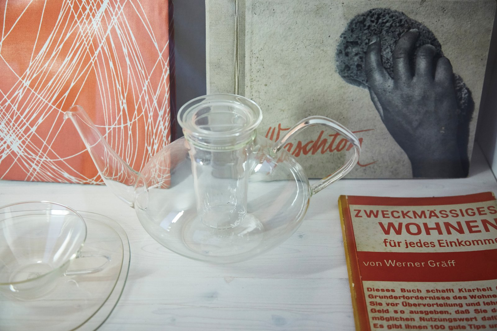 Shown here are objects that inspired the collection below.