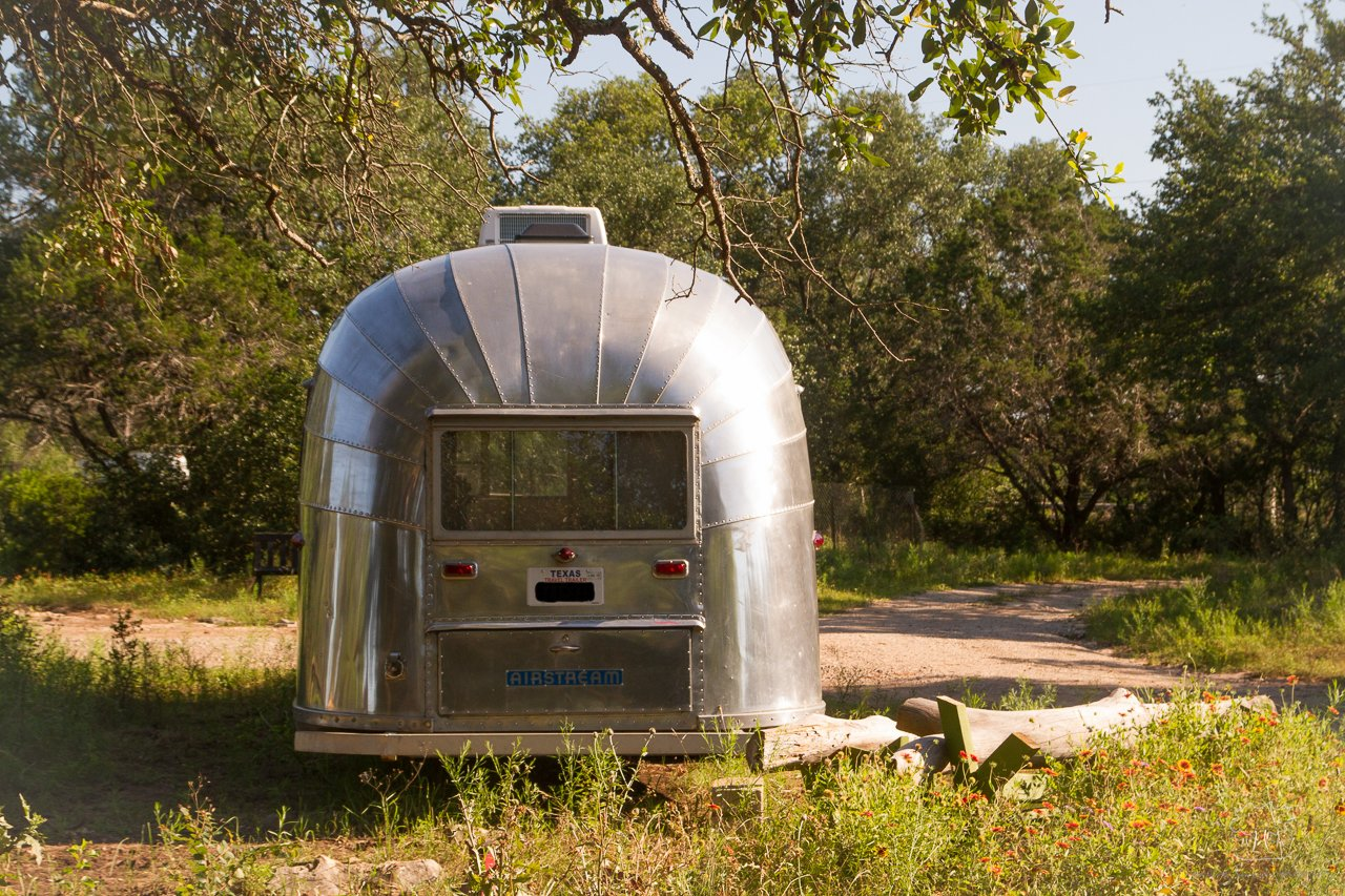 Photo 1 of 9 in These 7 Vintage Airstreams Were Transformed Into Modern Escapes