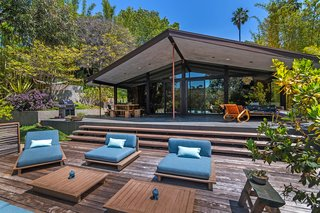 John Legend and Chrissy Teigen's Former Midcentury Home in the Hollywood Hills Is For Sale - Photo 12 of 13 -