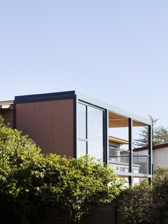 Grids and Colors Inspire the Renovation of a Graphic Designer's Pink L.A. Bungalow - Photo 13 of 13 -