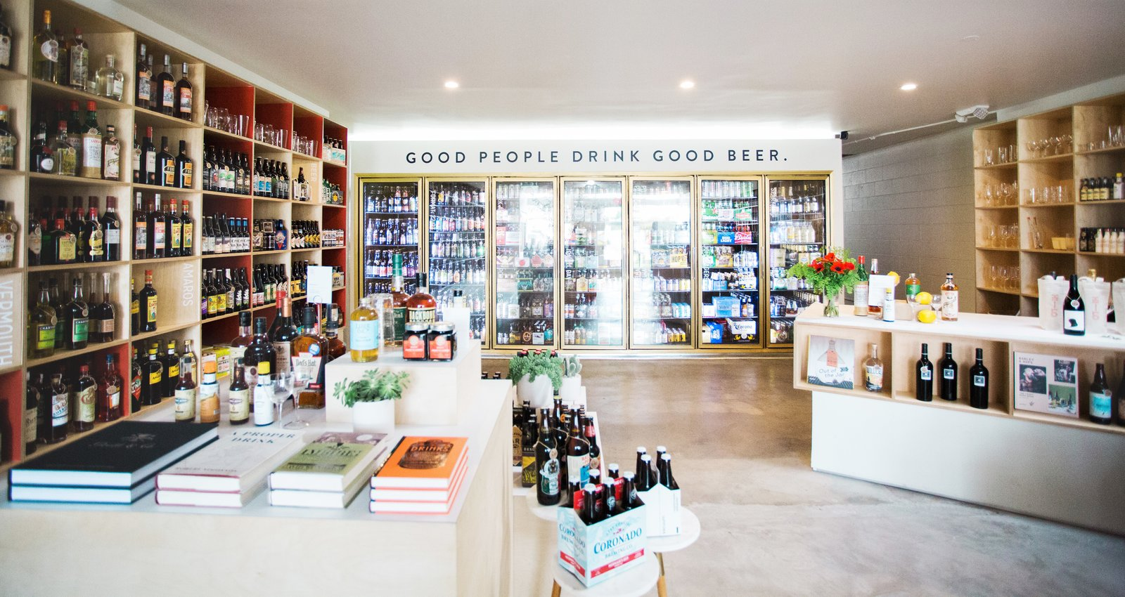 Photo 7 of 9 in A Modern Liquor Market in Culver City Reminds the Neighborhood to Drink Well