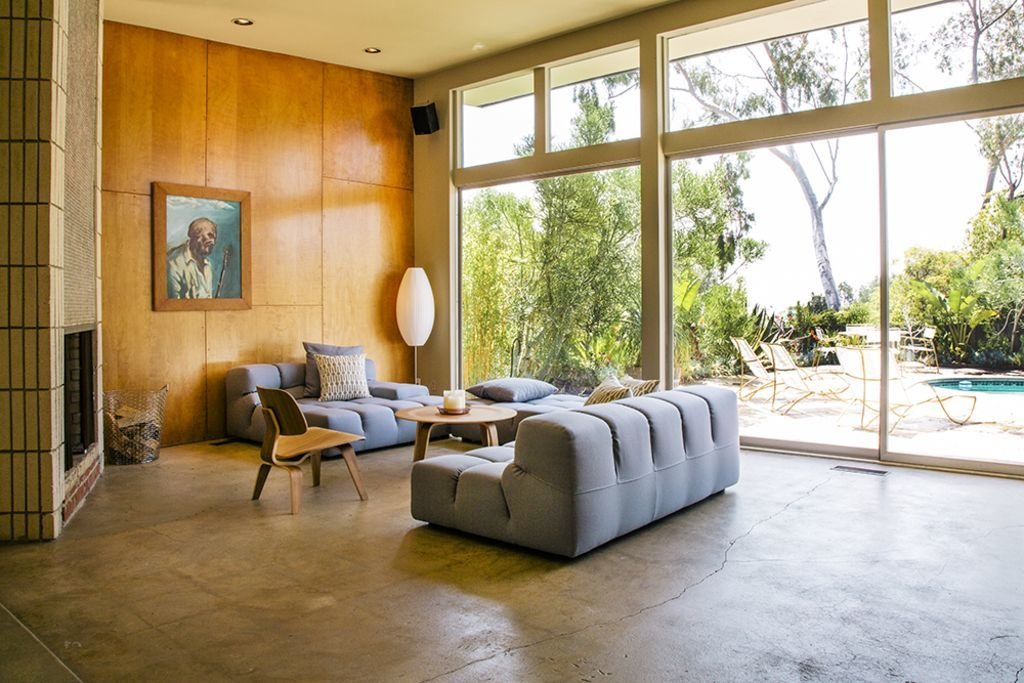 Photo 1 of 12 in Experience L.A. Like an A-Lister at One of These Modern Short-Term Rentals