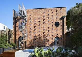 A Creative Brick Extension That's Designed to Adapt With a Growing Family's Needs - Photo 6 of 15 -