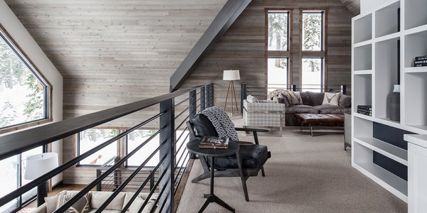 In This A-Frame Cabin Makeover, Simplicity Is Key