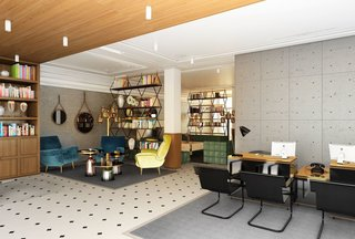A New Hotel in Paris That's Designed to Give Guests a Taste of Modern Parisian Living